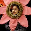 Beverly:<br /> Kelly Uribe, 5, chose her costume to wear later in the Grand Procession at Beverly's New Year.<br /> Photo by Ken Yuszkus/The Salem News, Monday, December 31, 2012.