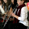 Danvers:<br /> From left, Jianna Durand, Abbi Clickstein, and Emma Thibadeau play clarinets during the Great Oak School winter concert.<br /> Photo by Ken Yuszkus/The Salem News, Wednesday, December 19, 2012.