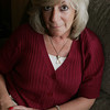 Peabody:<br /> Sherri Temkin is a breast cancer survivor. <br /> Photo by Ken Yuszkus/The Salem News, Monday, October 8, 2012.