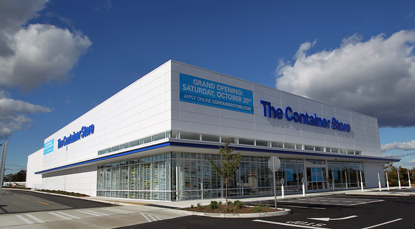 The Container Store, located at the North Shore Mall will have their Grand Opening on Saturday October 20th. David Le/Staff Photo