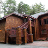 One side of the renovated Coach House at Willowdale Estate. David Le/Staff Photo