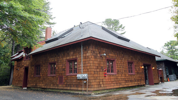Renovated Coach House at Willowdale Estate. David Le/Staff Photo