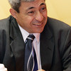 Peabody:<br /> State Rep. Ted Speliotis is a candidate in 13th Essex.<br /> Photo by Ken Yuszkus/The Salem News, Thursday, November 1, 2012.