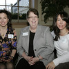 Salem:<br /> From left, Ellen Giblin, of Ashcroft Law Firm, Suzanne Perakis and Amy Ackroyd, both of TRU Corporation, attend the annual Million Dollar Women symposium held at the Hawthorne Hotel.<br /> Photo by Ken Yuszkus/The Salem News, Wednesday, November 14, 2012.