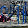 Hamilton:<br /> Playground equipment at Patton Park.<br /> Photo by Ken Yuszkus/The Salem News, Friday, November 9, 2012.