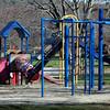 Hamilton:<br /> Playground equipment at Patton Park.<br /> Photo by Ken Yuszkus/The Salem News, Friday, November 9, 2012.
