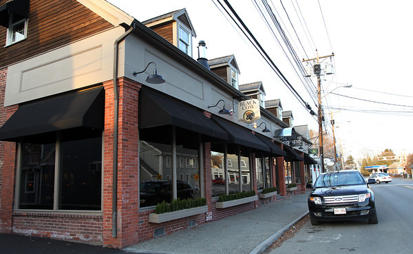 The recently reopened Black Cow Restaurant in Hamilton.  David Le/Staff Photo