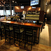 A brand new bar and open kitchen are a few features that accent the new Black Cow Restaurant on Bay Road in Hamilton.  David Le/Staff Photo