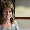 Lynn:<br /> Cheryl Gavazzi, a Beverly woman who found a bag filled with $11,000 in cash at Marshalls in Swampscott and turned it into police, who found the owner. <br /> Photo by Ken Yuszkus/The Salem News, Thursday, November 15, 2012.
