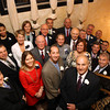 2012 Peabody High School Hall of Fame Inductees: Matt Funchion, Phil Mitchell, Helder Braz, Ted Grevelis, Sherri Cover Zerfoss, Jonathan Harris, Monique Michelle McHenry, Kerry Newhall Heath, Michael Ring, Frank Cardela, Molly Kepner Foster, Hubby Lawrence, Andy Metropolis, William Crean, Andrew Thain, Tony Ferreira, Bill Elwell, Chuck Tobey, Richard Kiley, Amy Nizwantowski, Kevin Bettancourt, and James May. David Le/Staff Photo