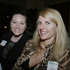 Salem:<br /> Amanda Finnegan, left, and Brenda Smith, both of Endicott College, attend the annual Million Dollar Women symposium held at the Hawthorne Hotel.<br /> Photo by Ken Yuszkus/The Salem News, Wednesday, November 14, 2012.