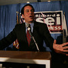 Peabody:<br /> Richard Tisei, candidate for U.S. senate, 6th district, speaks at his party held at the Peabody Marriott.<br /> Photo by Ken Yuszkus.