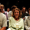"Salem: Richard Buchanen, left, and his wife Susan sat in the second row with Pat Cardenas during the Quiet Coyote Theater Company's presentation of ""An Evening of One-Acts"" featuring three one-act plays on Friday. Photo by Mary Catherine Adams/Salem News.<br /> , Salem: Richard Buchanen, left, and his wife Susan sat in the second row with Pat Cardenas during the Quiet Coyote Theater Company's presentation of ""An Evening of One-Acts"" featuring three one-act plays on Friday. Photo by Mary Catherine Adams/Salem News."