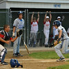 Danvers American Williamsport 2012<br /> Joe Masterson #5 slides into home.