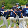 Peabody Babe Ruth 15s All Stars 2012<br /> Players after the victory