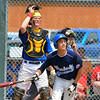 Peabody Babe Ruth 15s All Stars 2012<br /> #2 Jonathan Oliveira at the plate