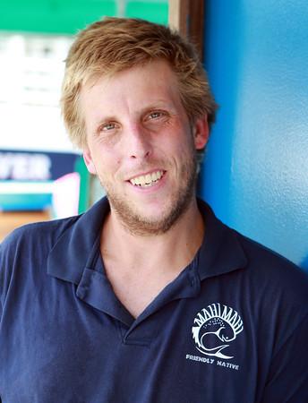 Salem: Will Cole, owner of Mahi Mahi Harbor Cruises, operates two boats, the Hannah Glover, and the Finback. David Le/Salem News