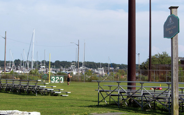 Salem: A view of Palmer Cover Park overlooking Salem Harbor. David Le/Salem News