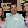 Danvers:<br /> From left, Laurie Fuller, Erik Smith, and Chrissy Kulakowski, all of Wayside Trailers, attend the North Shore Business Expo at the Double Tree by Hilton on Tuesday.<br /> Photo by Ken Yuszkus/The Salem News, Tuesday, March 5, 2013.