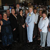 "Danvers:<br /> Retiring faculty, front row from left, are Rosemary Bane Bogan, Rochelle Cameron, Jean Collins, assistant superintendent Maryellen Duffy, superintendent Marie Galinski, Jean Horgan, Ronald Novello, back row from left, Joanne Panunzio, Susan Pitman, John Roy, Roberta Steinhorn, Constance Vanne, Kathleen Woitunski, and Manuela Zerilli attend the Beverly Teachers Association ""Celebration of Excellence"" champagne reception held at the Danversport Yacht Club. Missing from the photo are Michael Deering, Patricia Glasser, Quintan Hodges, Victoria Kenneally, Deborah O'Malley, Richard Penglase, Karen Place, Rosanne Sperry, Karen Wilk, Buddy Stevens.<br /> Photo by Ken Yuszkus/Salem News, Tuesday June 7, 2013."