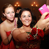 Salem: Salem High School junior Julia Florence, left, and senior Danielle Pynn, take a photo of themselves during the Salem High Prom at the Danversport Yacht Club on Friday evening. David Le/Salem News