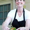 Ipswich: Mary Ferreira, owner of Ferreira Foods, has opened Castle Hill Cafe at the Great House at Castle Hill in Ipswich. The Castle Hill Cafe, which opened May 22nd, is open from 11-2 Wednesday through Saturday, and will stay open until October 12th, the end of the tour season at Castle Hill. David Le/Salem News