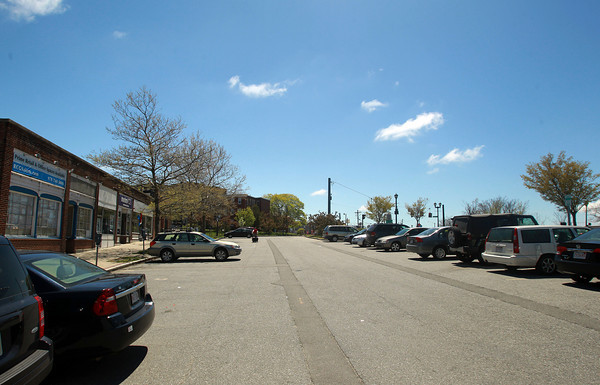 Salem: The Riley Plaza East parking lot on Washington Street in Salem is being sold by the City of Salem. David Le/Salem News