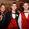 Salem: Salem High School students Kelly Abreu, Jason Alas, and Cody Mercier, pose for a photo at the Salem High Prom at the Danversport Yacht Club on Friday evening. David Le/Salem News