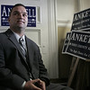 Damien Anketell is running for Essex County Sheriff. Photo by Deborah Parker/October 19, 2010