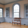 Danvers:<br /> The second floor room of the teahouse at the Endicott Mansion. The Danvers Historical Society is celebrating its 50th year of owning the Endicott Mansion (originally built in 1820 or so) by inviting designers to re-design the interior in a manner that recalls it's heydey, from the 1890s to the 1930s,<br /> Photo by Ken Yuszkus / The Salem News, Friday, November 22, 2013.