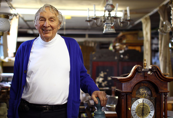 Marblehead. Stan Sacks, owner of Sacks Antiques on State Street in Old Town, will be closing his doors for the last time later this month after 114 years of being open. Sacks' grandfather opened the store in 1899 and now Stan Sacks is selling off his inventory in a private sale. David Le/Salem News