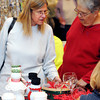 Beverly:<br /> Ann Forster. left, and Donna Leftin, both of Beverly, looks at items on sale at the holiday craft fair held at the Beverly Senior Center.<br /> Photo by Ken Yuszkus / The Salem News, Thursday, November 7, 2013.