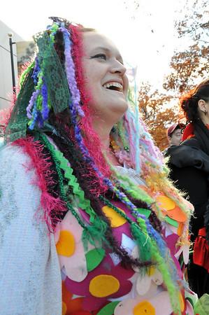 Salem: Jennifer Ingersoll of Nashville, TN.  photo by Mark Teiwes / Salem News.
