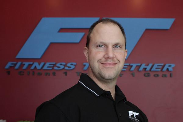 Carl Jones, Fitness Together.