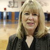 St. John's Prep assistant athletic director Ann Edgerton