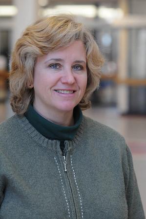 Salem:<br /> Cynthia Napierkowski at Salem High School.<br /> Photo by Ken Yuszkus/Salem News, Thursday, February 10, 2011.