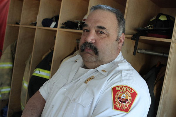 Mike Acciavatti is a Beverly firefighter, ( now deputy chief ) and a member of the Patria e Lavoro Society, which delivers food baskets to needy families for the holidays and awards four scholars per year to high school students.