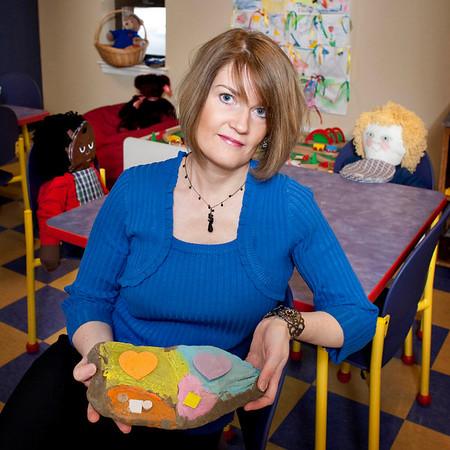 Maureen Forbes- Healthcare Hero photo by David Tucker Photography