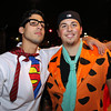 Salem: Nick Romano and Nick Russo, of Revere, pose for a photo outside Tavern in the Square on Thursday evening. David Le/Salem News