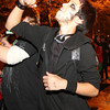 Salem: Eli Sierra, of Salem, dances along to music on Thursday evening. David Le/Salem News