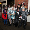 Salem: A large group of Halloween-goers enjoy the festivities along Derby St. on Thursday evening. David Le/Salem News