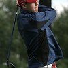 Georgetown:<br /> Tyler Nelson of Central Catholic at the Division 1 golf championship held at the Black Swan Country Club in Georgetown.<br /> Photo by Ken Yuszkus / The Salem News, Monday, October 28, 2013.