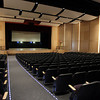 A view of the new auditorium at Danvers High School. David Le/Staff Photo
