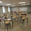 An arts and science classroom in the new wing at Danvers High School. David Le/Staff Photo