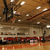 Beverly: The new gymnasium at Beverly High School.  David Le/Salem News