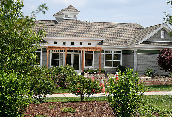 Beverly: The Northshore Hospice will unveil a new wing as part of their facility next Tuesday. Photo by David Le/Salem News