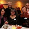 From left, Elaine von Bruns, Chuck von Bruns, Win Wilkens, Judy Kearney and Jim Kearney at the Salem Athenaeum Fundraiser held at the Adriatic Restaurant on Washington St. in Salem. David Le/Salem News