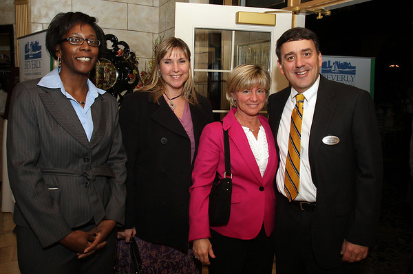 From left, Joy Sturrup, Donna Szczechowicz, Debbie and David Ray. David Le/Salem News