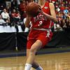 Masco senior Chelsea Nason (3) glides in for a layup against Andover on Saturday afternoon. David Le/Staff Photo