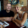 Co-Owners Joe Deisley and Emilie Grant recently opened their new restaurant, EJ Cabots, located at 282 Cabot St. in Beverly. David Le/Staff Photo